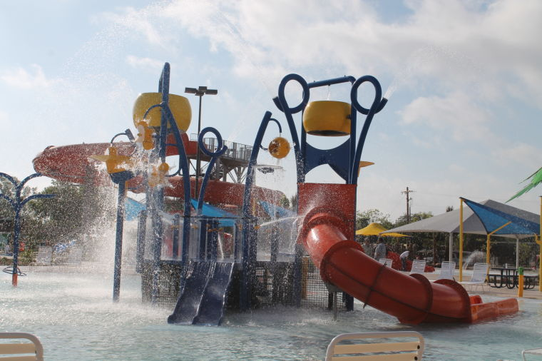 Pharr Aquatic Centre Waterplay 174 Solutions Corp