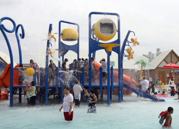 Pharr Aquatic Centre Waterplay 174 Solutions Corp